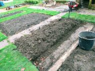 Double Digging Gardening