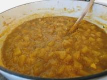 Marrow Chutney Recipe 2