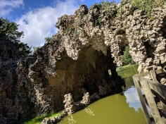Crystal grotto painshill