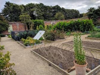 Painshill Park, Kitchen garden 2