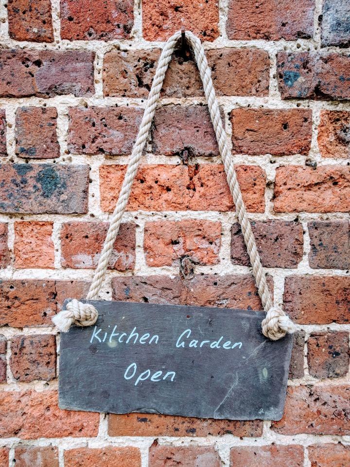 Painshill Park, Kitchen garden