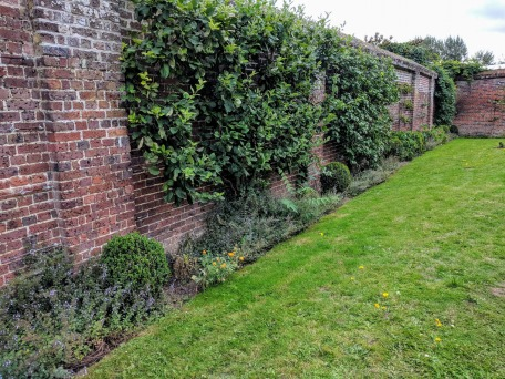 Painshill Park, Kitchen garden5
