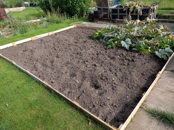 Raised bed 4