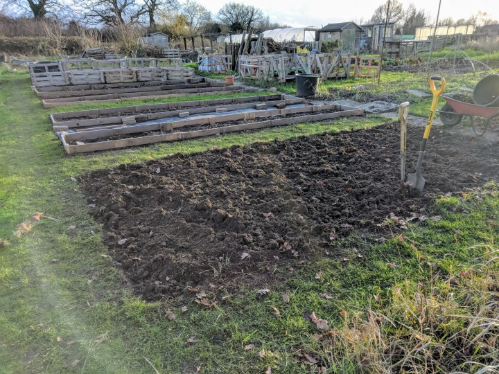 Christmas time and allotmentwithdrawal