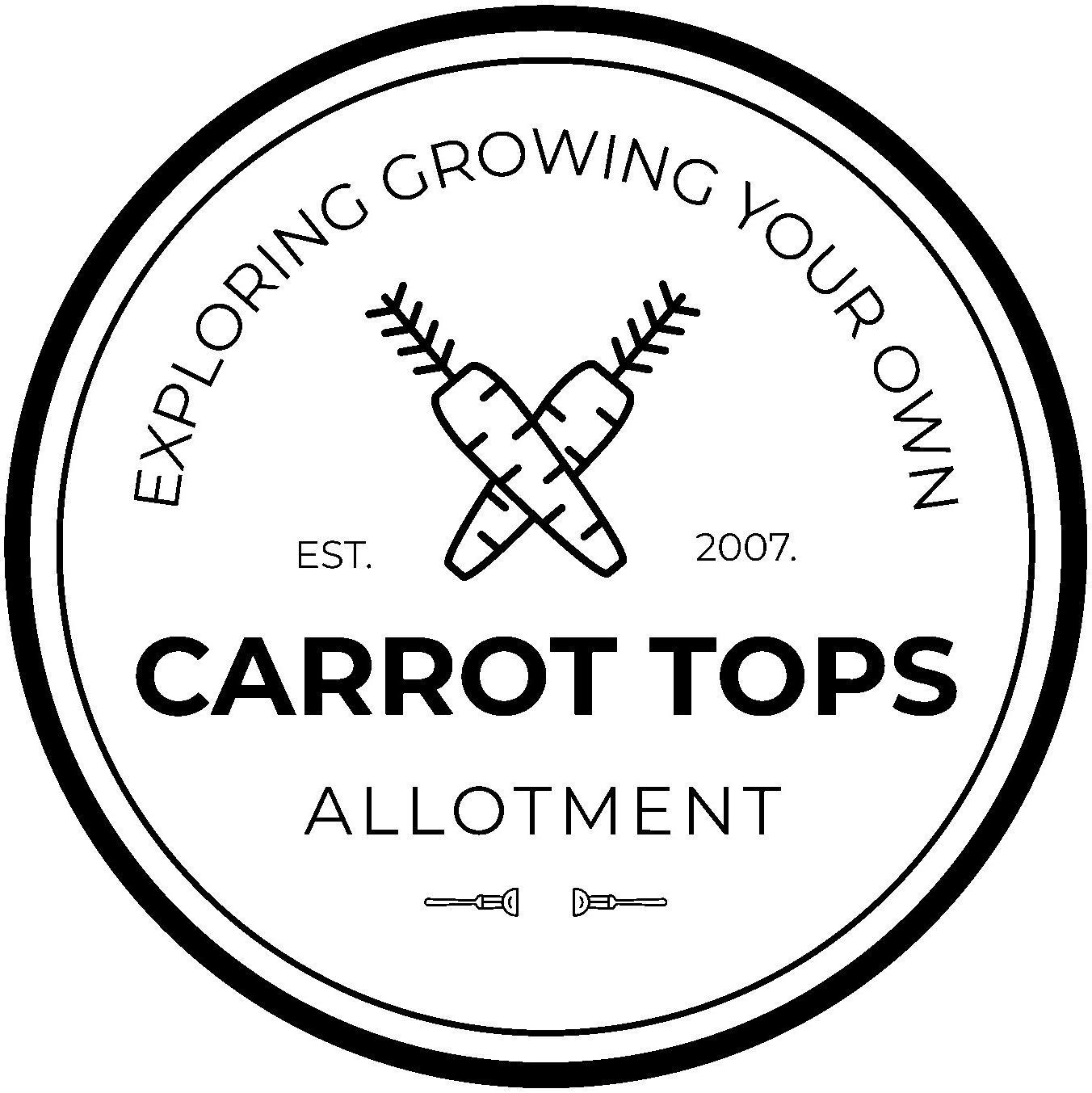 Carrot Tops Allotment